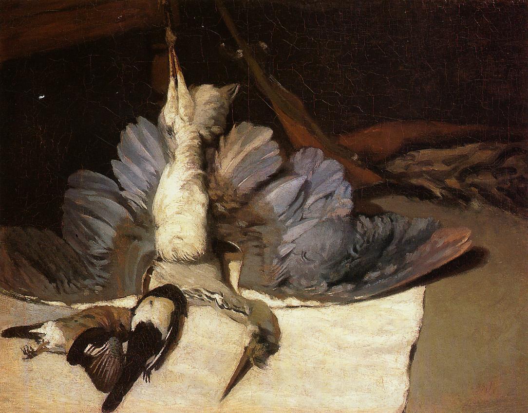 The Heron  1867 | Alfred Sisley | Oil Painting
