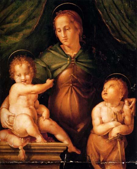 Minerva Dressing | Lavinia Fontana | Oil Painting