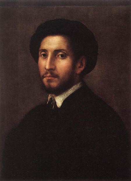 Portrait of a Man 1530 | Pier Francesco Di Jacopo Foschi | Oil Painting
