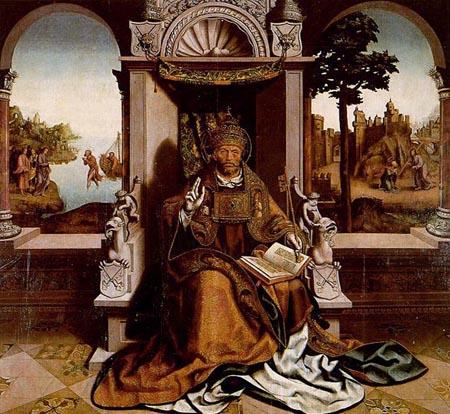 St Peter 1530 | Vasco Fernandes | Oil Painting