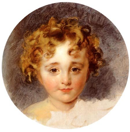 Portrait Of The Hon Later Lord Burghersh When A Boy | Sir Thomas Lawrence | Oil Painting