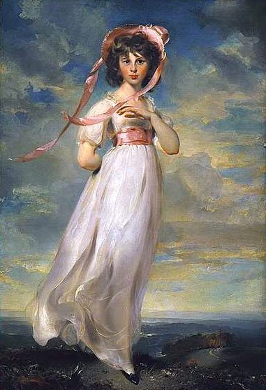 Pinkie | Sir Thomas Lawrence | Oil Painting