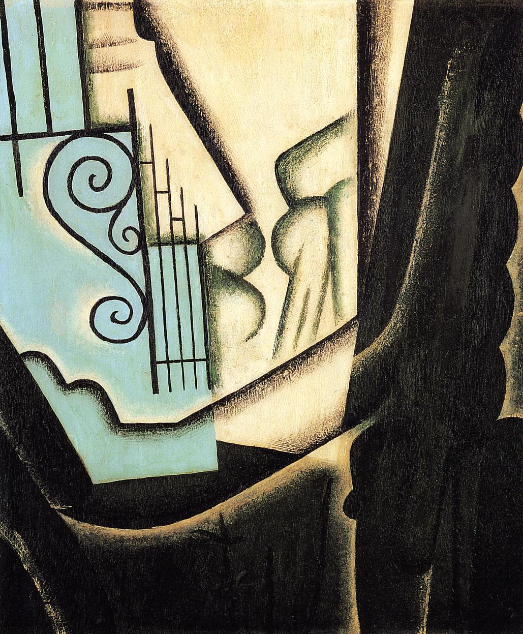 The Dice 2 1922 | Juan Gris | Oil Painting