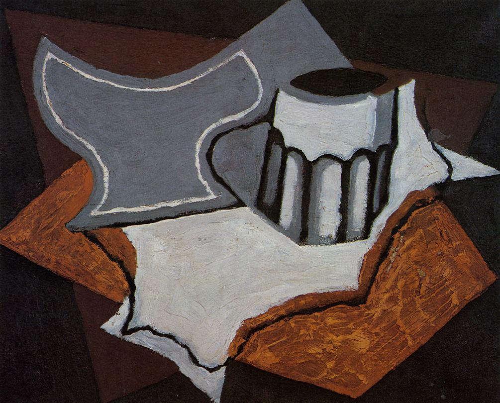 The Goblet 1927 | Juan Gris | Oil Painting