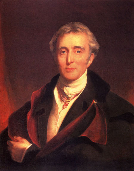 Portrait Of The Duke Of Wellington 1818 | Sir Thomas Lawrence | Oil Painting