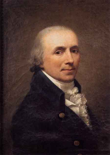 Self Portrait 1806 | Gaspare Landi | Oil Painting