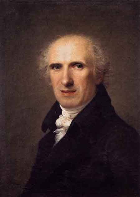 Portrait of Canova 1806 | Gaspare Landi | Oil Painting