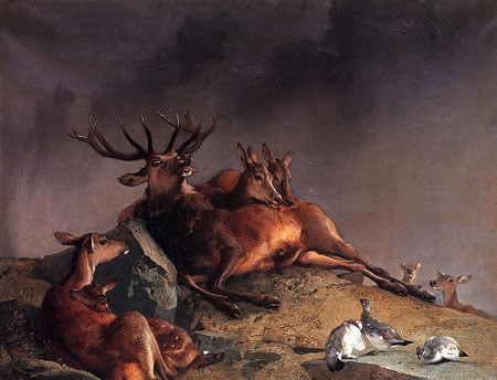 The Highland Nurses | Sir Edwin Henry Landseer | Oil Painting