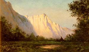 El Capitan | Jules Tavernier | Oil Painting
