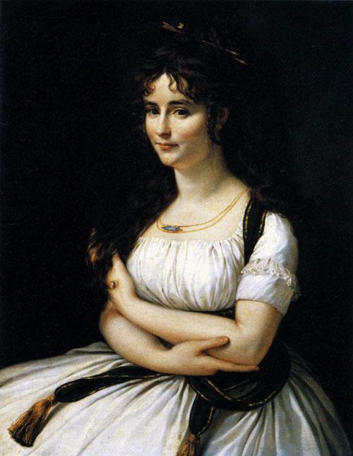 Madame Pasteur 1795 1796 | Antoine Jean Gros | Oil Painting