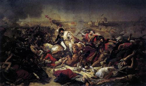 The Battle of Abukir 1806 | Antoine Jean Gros | Oil Painting