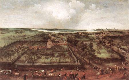 View of Kiel 1578 | Jacob Grimmer | Oil Painting