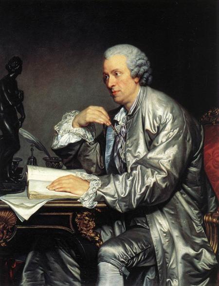 Portrait of Claude Henri Watalet 1763 | Jean Baptiste Greuze | Oil Painting