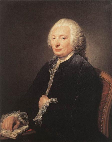 Portrait of George Gougenot de Croissy 1758 | Jean Baptiste Greuze | Oil Painting