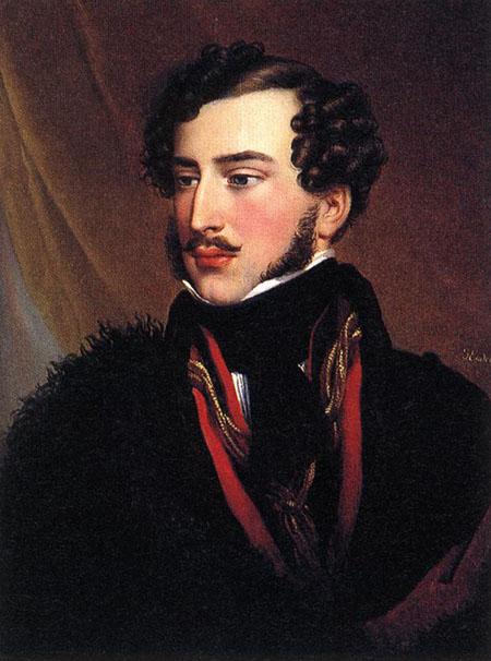 Count Gyorgy Karolyi 1830 | Johann Nepomuk Ender | Oil Painting