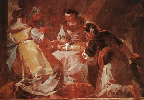 Birth of the Virgin 1771 1773 | Francisco de Goya | Oil Painting