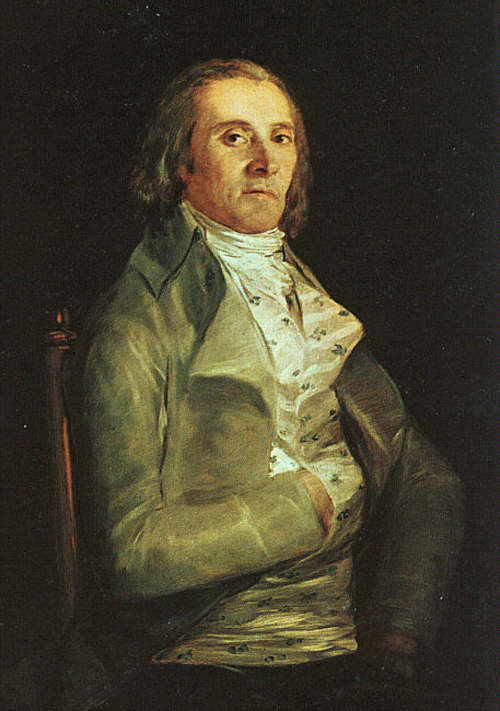 Dr Pearl | Francisco de Goya | Oil Painting