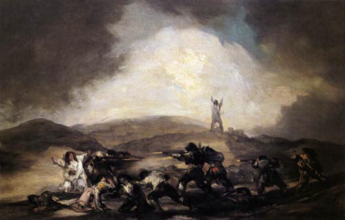 Robbery 1794 | Francisco de Goya | Oil Painting