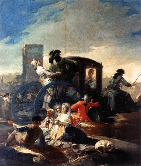 The Crockery Vendor 1779 | Francisco de Goya | Oil Painting