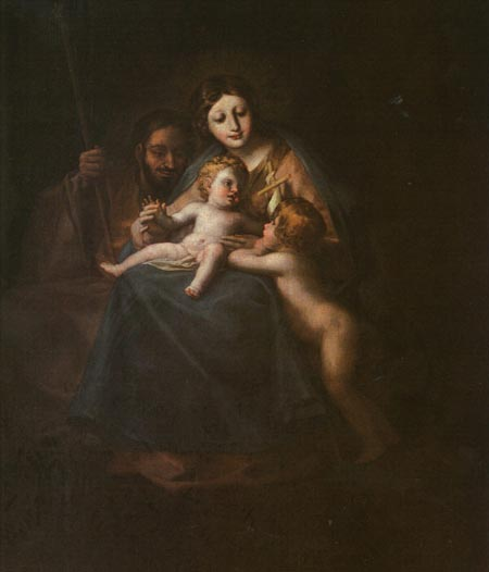 The Holy Family 1774 | Francisco de Goya | Oil Painting