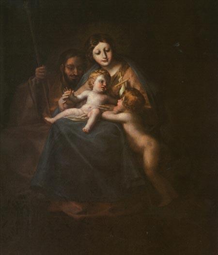 The Holy Family 1774 | Francisco de Goya | Oil Painting