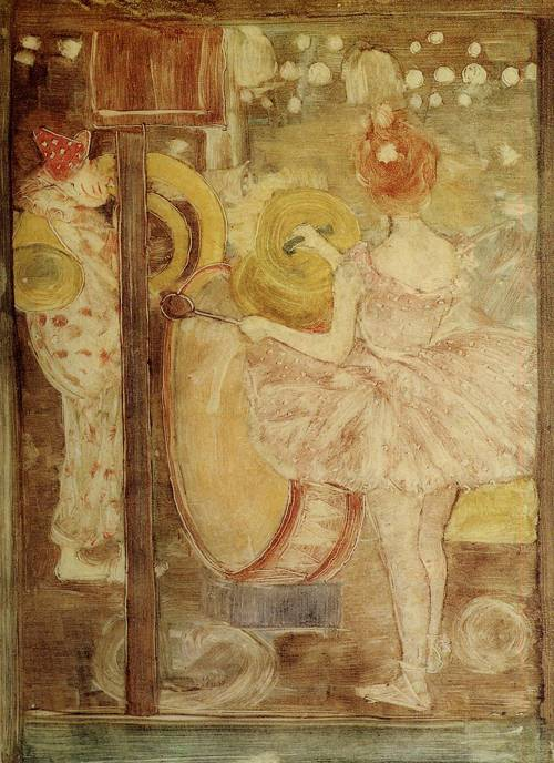 Circus Band 1895 | Henri Toulouse Lautrec | Oil Painting