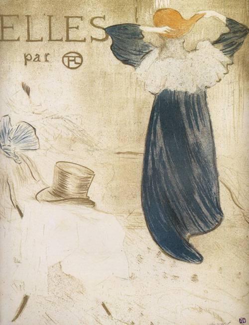Elles 1896 | Henri Toulouse Lautrec | Oil Painting