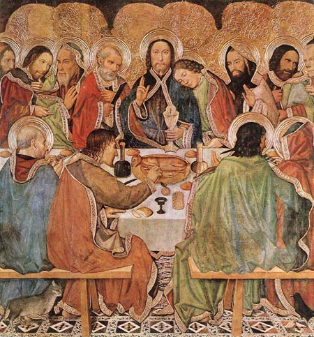 Last Supper 1470 | Jaume Huguet | Oil Painting