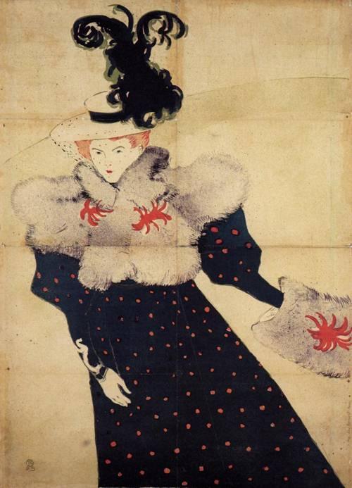 La Revue Blanche 1895 | Henri Toulouse Lautrec | Oil Painting