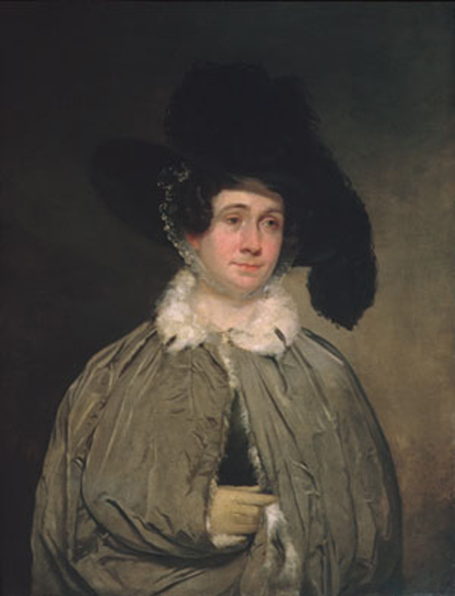 Mrs Thomas Brewster Coolidge 1827 | Chester Harding | Oil Painting
