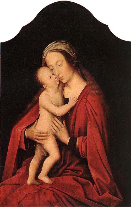 Virgin and Child 1520 | Adriaen Isenbrandt | Oil Painting