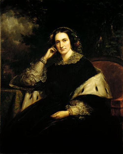 Anna Watson Stuart 1862 | Daniel Huntington | Oil Painting