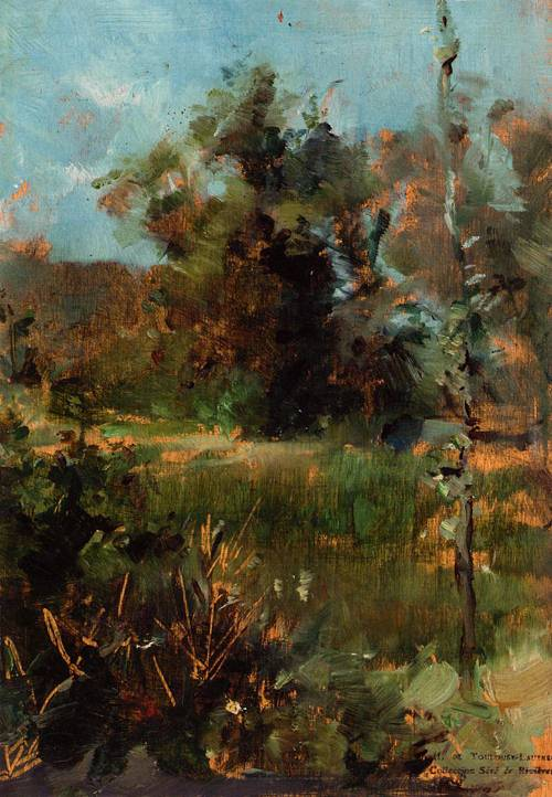 The Clearing | Henri Toulouse Lautrec | Oil Painting