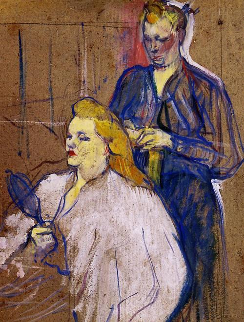 The Haido 1893 | Henri Toulouse Lautrec | Oil Painting