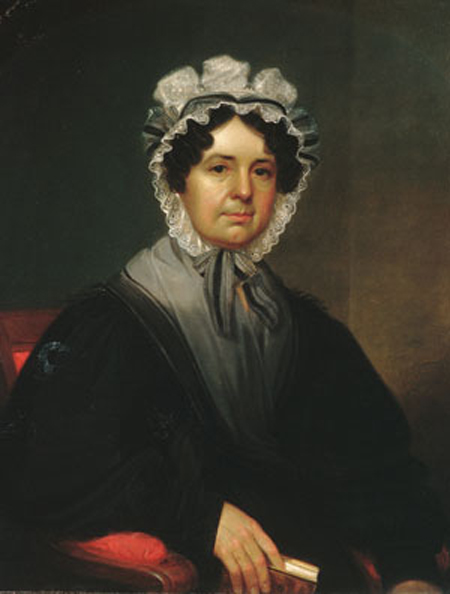 Mrs Gideon Tucker 1830 | William Sidney Mount | Oil Painting