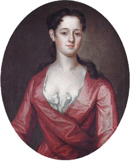 Hannah Pemberton 1734 | John Smibert | Oil Painting