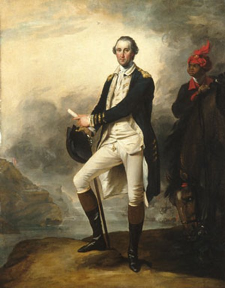 George Washington 1780 | John Trumbull | Oil Painting