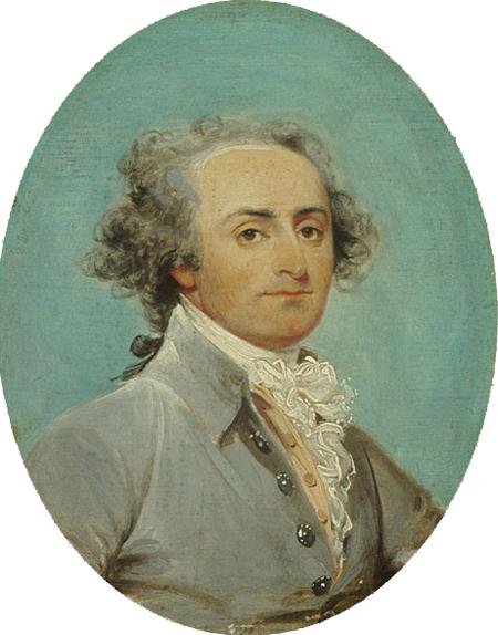 Giuseppe Ceracchi 1792 | John Trumbull | Oil Painting