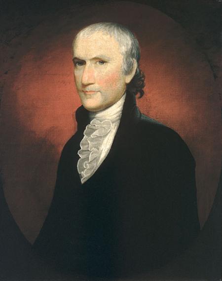 Egbert Benson 1794 | John Vanderlyn | Oil Painting