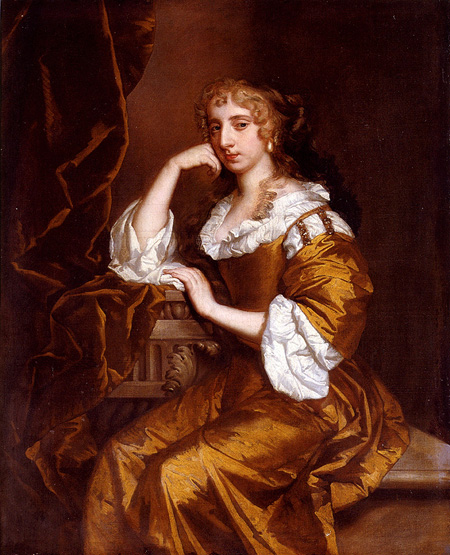 Portrait Of Mrs Charles Bertie | Sir Peter Lely | Oil Painting