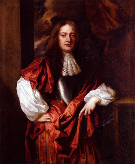 Portrait Of The Hon Charles Bertie Of Uffington | Sir Peter Lely | Oil Painting