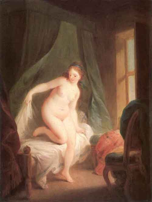 The Morning 1780 | Felix Ivo Leicher | Oil Painting