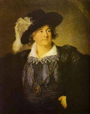 Portrait Of Stanislas Augustus Poniatowski | Louise Elisabeth Vigee Le Brun | Oil Painting