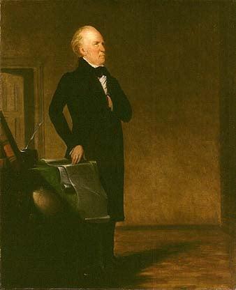 General William Clark 1830 | George Catlin | Oil Painting