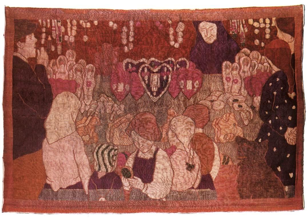 Gingerbread Vendor 1906 | Janos Vaszary | Oil Painting