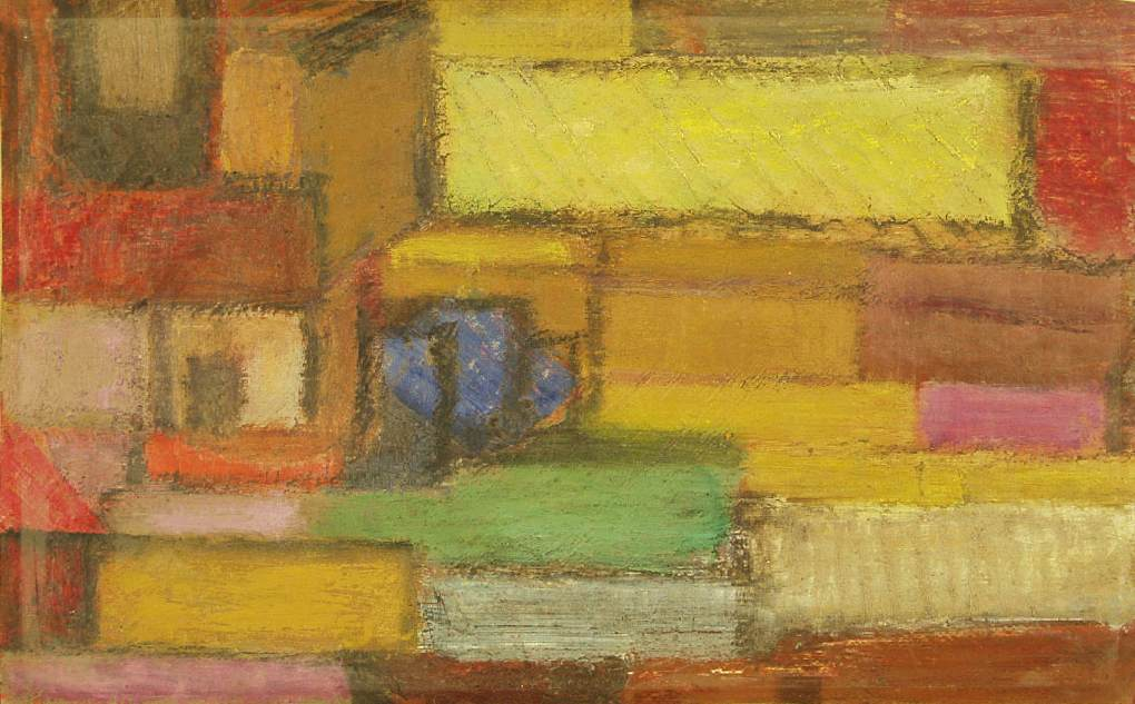 Image Construction | Maria Modok | Oil Painting