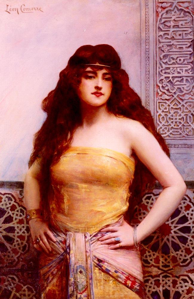 The Sultans Favorite | Leon Francois Comerre | Oil Painting