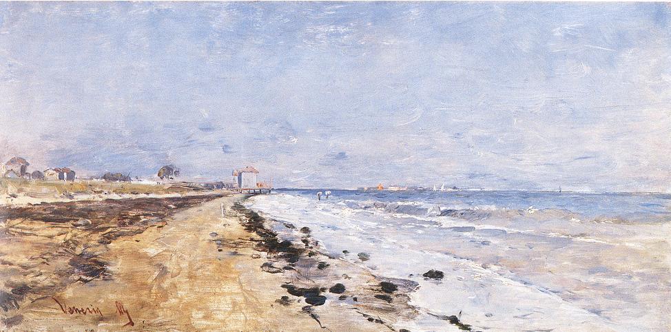 Lido 1883 | Geza Meszoly | Oil Painting