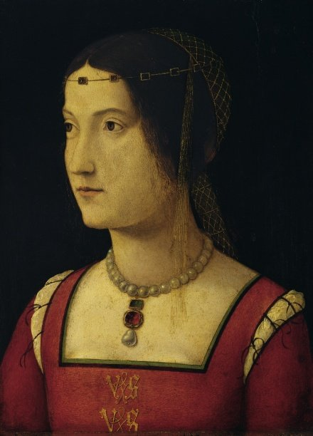 Portrait of a Lady c 1500 | Bernardino Zaganelli da Cotignola | Oil Painting