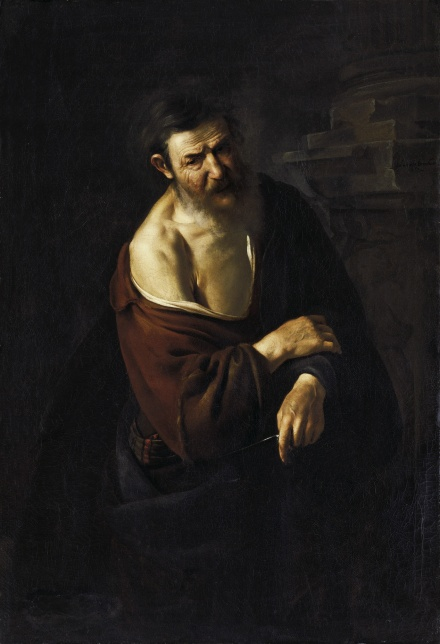 St Bartholomew 1652 | Johannes van Bronchorst | Oil Painting